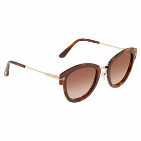 Tom Ford FT0574-52G Mia Ladies  Sunglasses