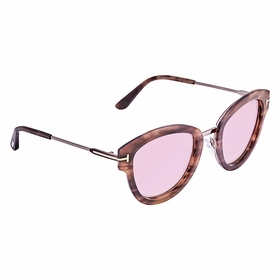 Tom Ford FT0574-55Z Mia Ladies  Sunglasses