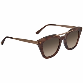 Tom Ford FT0575-55K Anna Ladies  Sunglasses