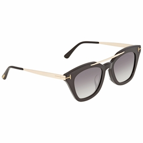 Tom Ford FT0575F-01B Anna Ladies  Sunglasses