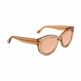 Tom Ford FT0577-45E Diane Ladies  Sunglasses