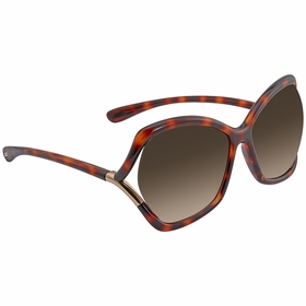 Tom Ford FT0579-53K Astrid Ladies  Sunglasses