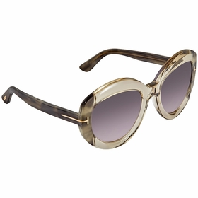 Tom Ford FT0581-59B Bianca Ladies  Sunglasses