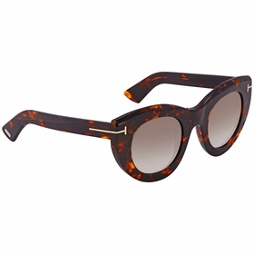 Tom Ford FT0583-55F Marcella Ladies  Sunglasses