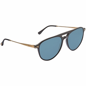 Tom Ford FT0587-01V-56 Carlo Mens  Sunglasses