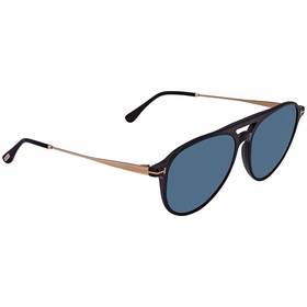 Tom Ford FT0587 01V Carlo Mens  Sunglasses