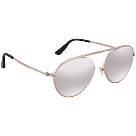 Tom Ford FT0599-28C Keith Unisex  Sunglasses