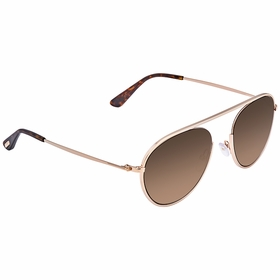 Tom Ford FT0599-28K Keith Unisex  Sunglasses