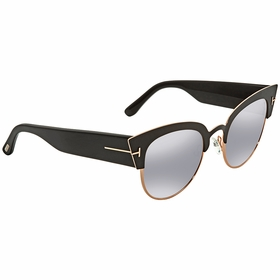 Tom Ford FT0607-05C Alexandra Ladies  Sunglasses