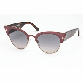 Tom Ford FT0607-74B  Ladies  Sunglasses