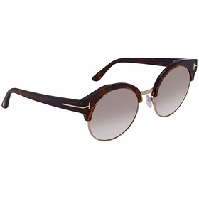 Tom Ford FT0608-52G Alissa Ladies  Sunglasses
