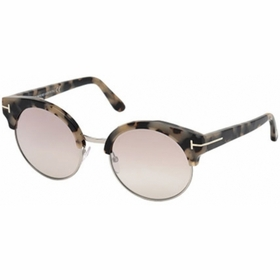 Tom Ford FT0608-56G Alissa Ladies  Sunglasses