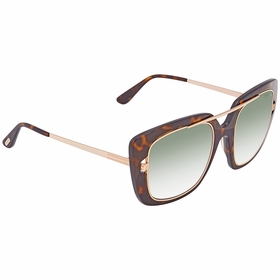 Tom Ford FT0619-52P MARISSA Ladies  Sunglasses