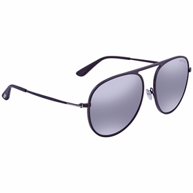 Tom Ford FT0621-01C Jason Mens  Sunglasses