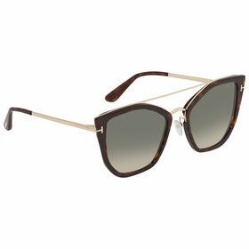 Tom Ford FT0648 56P 55  Ladies  Sunglasses