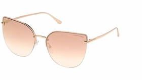 Tom Ford FT0652 33Z 60  Ladies  Sunglasses