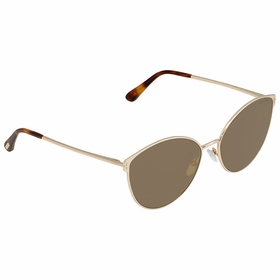 Tom Ford FT0654 28G 60  Ladies  Sunglasses