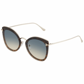 Tom Ford FT0657 53P 62  Ladies  Sunglasses