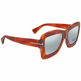 Tom Ford FT0664 53X 55 Hutton   Sunglasses