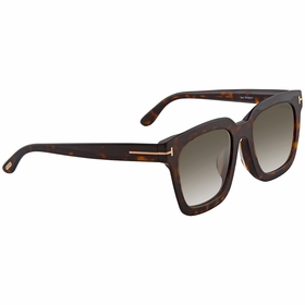 Tom Ford FT0690-F52F53  Ladies  Sunglasses