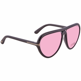 Tom Ford FT0769 01Y 59  Ladies  Sunglasses