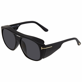 Tom Ford FT0799 01A 59  Unisex  Sunglasses