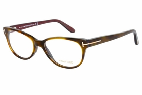 Tom Ford FT5292 052 53 FT5292 Ladies  Eyeglasses