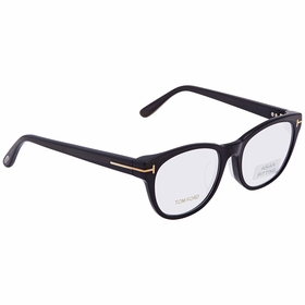 Tom Ford TF5433-001-52 FT5433 Ladies  Eyeglasses