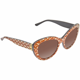 Tory Burch 0TY7121 174813 55 TY7121 Ladies  Sunglasses