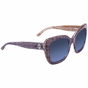 Tory Burch 0TY7127 17398F 56 RAFFIA Ladies  Sunglasses