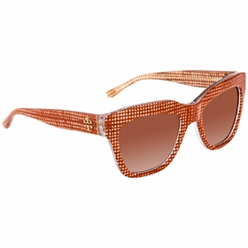Tory Burch TY712617371353 RAFFIA Ladies  Sunglasses