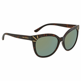 Tory Burch TY9051 13786R 56 TY9051 Ladies  Sunglasses
