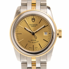 Tudor 51003-68013-CH Glamour Date Unisex Automatic Watch