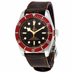 Tudor M79230R-0011 Heritage Black Bay Mens Automatic Watch
