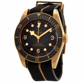 Tudor 79250BA-0002 Heritage Black Bay Mens Automatic Watch