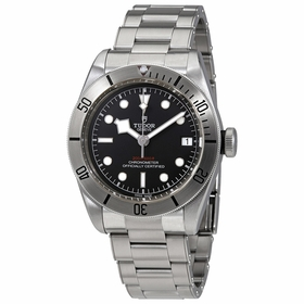 Tudor M79730-0006 Heritage Black�Bay Mens Automatic Watch