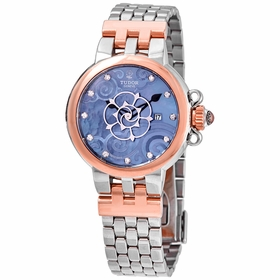 Tudor M35401-0004 Clair de Rose Ladies Automatic Watch