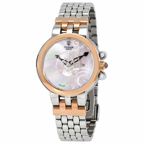 Tudor M35401-0041 Clair de Rose Ladies Automatic Watch