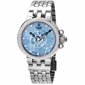 Tudor M35700-0009 Claire de Rose Ladies Automatic Watch