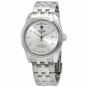 Tudor M56000-0006 Glamour Day Date Mens Automatic Watch