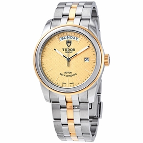 Tudor M56003-0003 Glamour Day Date Mens Automatic Watch