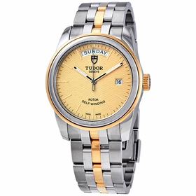 Tudor M56003-0004 Glamour Day Date Mens Automatic Watch