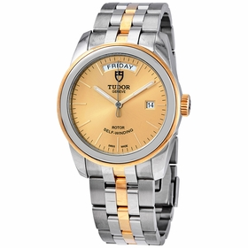 Tudor M56003-0005 Glamour Date Day Mens Automatic Watch