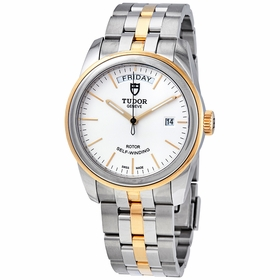 Tudor M56003-0112 Glamour Date Day Mens Automatic Watch