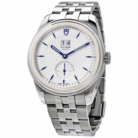 Tudor M57100-0001 Glamour Double Date Mens Automatic Watch