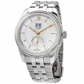 Tudor M57100-0002 Glamour Double Date Mens Automatic Watch