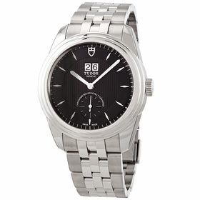 Tudor M57100-0003 Glamour Double Date Mens Automatic Watch