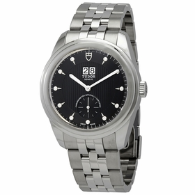 Tudor M57100-0004 Glamour Double Date Mens Automatic Watch