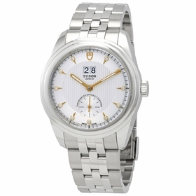 Tudor M57100-0005 Glamour Double Date Mens Automatic Watch