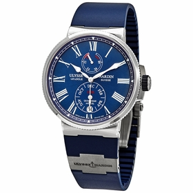 Ulysse Nardin 1133-210-3/E3 Marine Chronometer Mens Automatic Watch